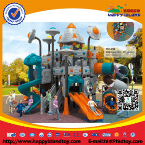 Amusement Park Outdoor Playground Equipment Kids Plastic Toy pictures & photos