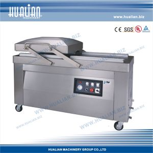 Hualian 2015 Chamber Vacuum Packaging Machine (HVC-610S/2B) pictures & photos