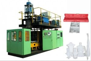 Reliable Plastic Blowing Moulding Machine Making Machine pictures & photos
