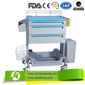 Beautiful Multi-Purpose Drugs Trolley Equipment pictures & photos