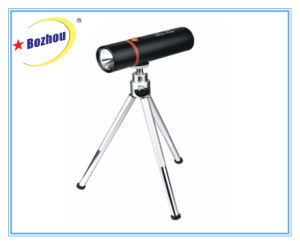 2016 Telescopic High Quality LED Flashlight with Magnetic Pick-up Tool pictures & photos
