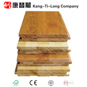 Bamboo Floor with Fsc Certificate