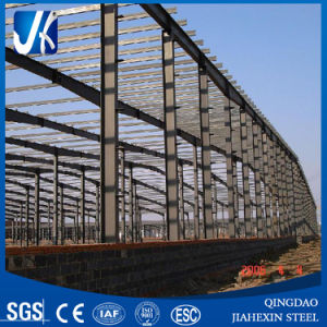 Low Cost Fabricated Light Steel Structure Buildings Workshop Warehouse pictures & photos