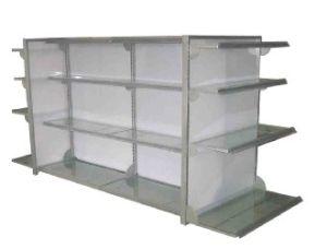 Steel Supermarket Rack for Display pictures & photos
