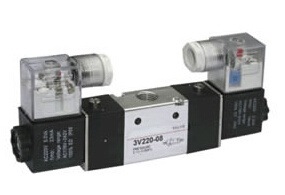 3V Series Directional Solenoid Valve pictures & photos
