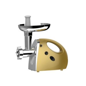 2016 Promotion Electric Meat Grinder with Reverse Function and Handle