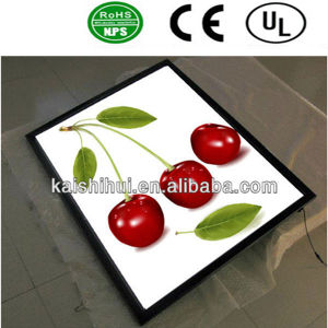 LED Aluminum Slim Light Box for Shopping Mall Advertising pictures & photos
