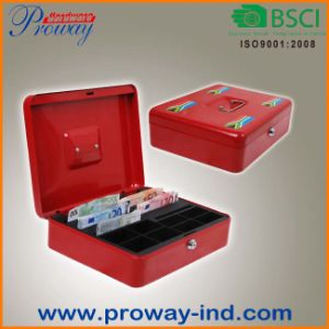 Euro Cash Box with Removable Storage C-300m-Euro5 pictures & photos
