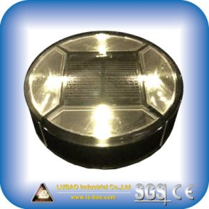 IP68 Waterproof Solar Plastic Road Stud with CE Certification
