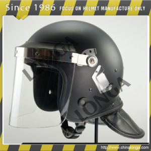 Reliable Finely Processed Police Anti Riot Helmet