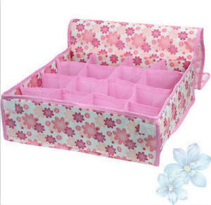 The Separate Collection Bra Underwear Sock Drawer Storage Box pictures & photos