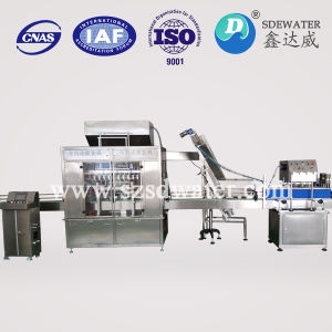 Linear Type Edible Oil Filing Machine SD-6-2 pictures & photos