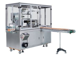Cake Automatic Cellophane Over Wrapping Machine pictures & photos