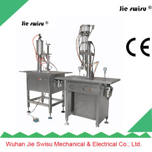 Bag on Valve Filling Machine Bov Filling Machine