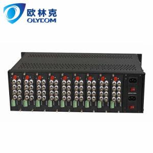 "19""3u Rack Optical Video Converter"