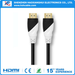 Best Selling 1.4V HDMI Cable /1080P Ethernet HDMI Cable with Gold Plug pictures & photos