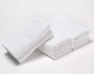 Face Towel 30X70cm for Five Hotel pictures & photos