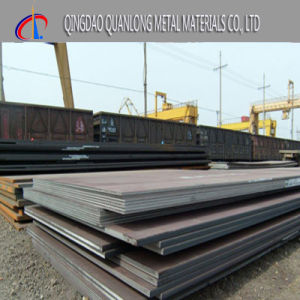 A709 Gr. 50 W Corten Weathering Resistant Steel Plate pictures & photos