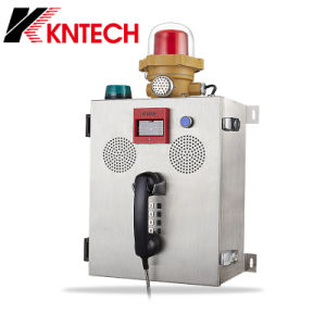 2016 Koontech Knzd-41 Fire Telephone Fire-Alarm System Phone /Fire Phone pictures & photos