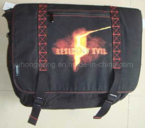 Good Quality Canvas Messenger Bag, Single Shoulder Backpack pictures & photos