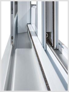 Double Glazed High Quality Aluminum Sliding Window