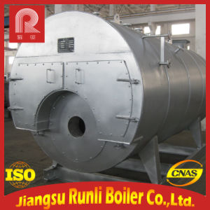 High Efficiency Thermal Oil Horizontal Boiler with Gas Fired pictures & photos