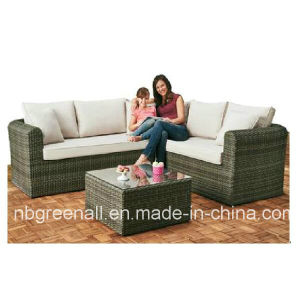 Patio Outdoor Sofa Sets Living Room Rattan Furniture pictures & photos