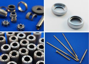 Precision Turning Parts for Electronic Components pictures & photos