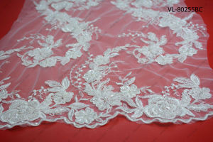 Fashionable Embroidery Lace for Evening Gown Vl-80255-Bc