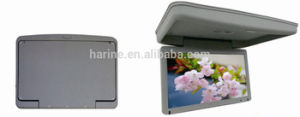 15.6 Inch Manual Flip Down LED Bus Monitor pictures & photos