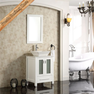 Fed-1181A Espresso Free Standing Above Mounted Ceramic Sink Wood Bathroom Cabinets pictures & photos