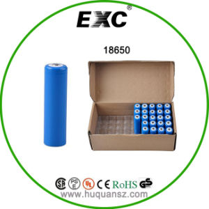 Cylinderical 18650 Lithium Ion Battery 3.7V 18650 2500mAh for Original pictures & photos