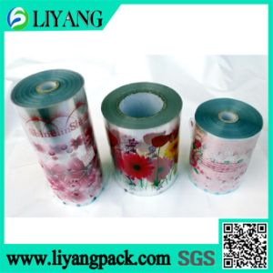 Colorful Flower, Heat Transfer Film pictures & photos