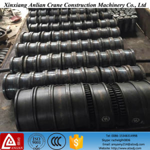 OEM Provided Overhead Travelling Forged Trolley Crane Wheel pictures & photos