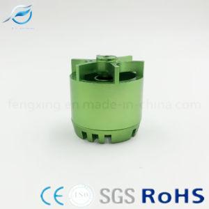 Custom Motor Alluminum Alloy CNC Radiating Case