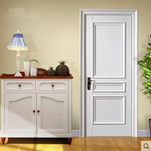 Durable PVC Door in European Style pictures & photos