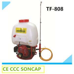 Japan Technolog Petrol Engine Backpack Agricultural Sprayer Price (TF-808) pictures & photos