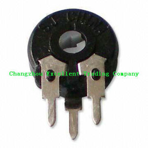 Carbon Trimmer Potentiometer for Various Control Applications pictures & photos