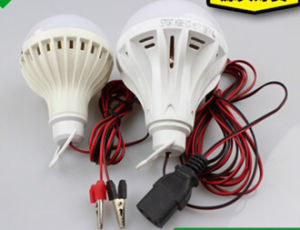 LED Bulb Light From 10W to 40W