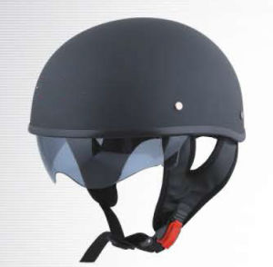 New Design Fashion Halley Small Helmets Motorcycle Helmets Sunvisors pictures & photos