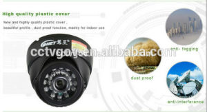 Good Night Vision Infrared SD Card CCTV Dome Camera pictures & photos