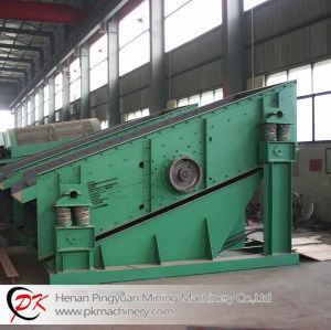 Pk Brand High Frequency Circular Vibrating Screen Machine pictures & photos