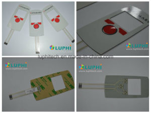 Silk Screen Printing Overlay Membrane Switch Flexible Circuit pictures & photos