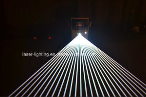 Unique 100kHz Pure Diode White Laser Light Show pictures & photos