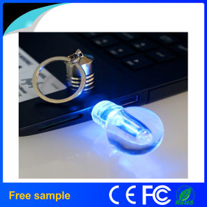 2016 Traditional Light Crystal Bulb USB Flash Drive 8GB pictures & photos