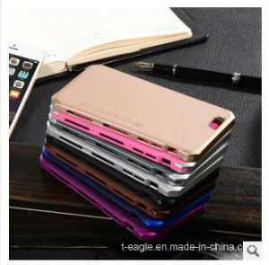 Hot Selling Metal Frame Mobile Phone Case for IP6 4.7/5.5 pictures & photos