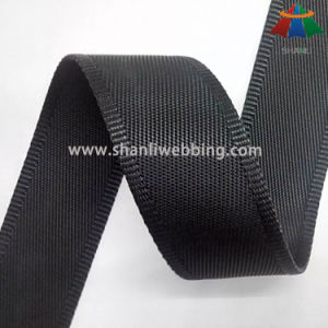 38mm Black Nylon Webbing (have in stock) pictures & photos