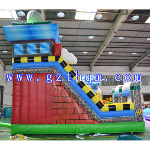 Inflatable Observatory Radar Airplane Bouncy House Inflatable Bouncer Inflatable Castle Inflatable Jumping pictures & photos