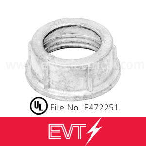 Insulated Grounding Bushing Malleable pictures & photos