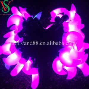 High Bright LED Light String Moon Shape Decorative Lights pictures & photos